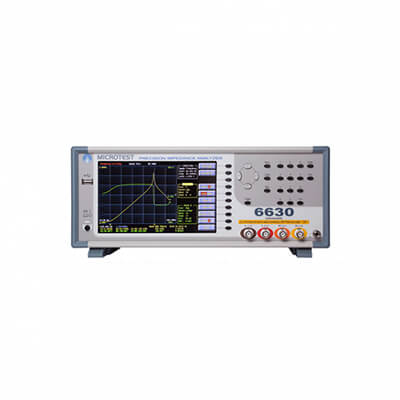 NFC ANTENNA IMPEDANCE ANALYZER TESTER